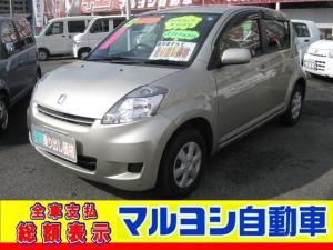 トヨタ パッソ X イロドリ メモリーナビ ワンセグTV