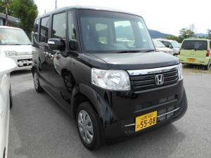 ホンダ N-BOXカスタム G・Lパッケージ ナビ装着用スペシャルパッケージ+ETC車載器(ナビ連動)