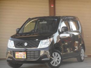スズキ ワゴンR FX ワンオーナー レーダーブレーキサポート