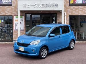 トヨタ パッソ X LパッケージS スマートアシスト プッシュスタート スマートキー SDナビTV Bluetooth バックカメラ ETC車載器 走行13000Km台 ワンオーナー