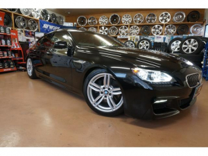 BMW 6シリーズ 640iグランクーペ Mスポーツ KW車高調 純正19AW