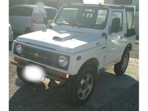 スズキ ジムニー JA11 ジムニー幌タイプ 4WD レカロ ETC タニグチ