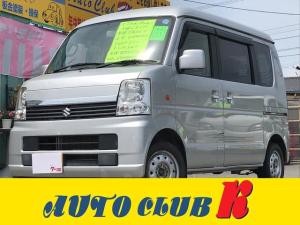 スズキ エブリイワゴン JP4WD CD シートヒーター ETC キーレスエントリー