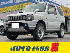 スズキ ジムニー ワイルドウインド 4WD ターボ ナビ キーレス ETC 16インチアルミ