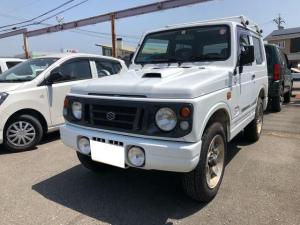 スズキ ジムニー ランドベンチャー 4WD 背面タイヤハードカバー エアコン