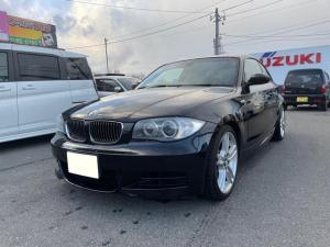BMW 1シリーズ 135i ディーラー車 右ハンドル HDDナビ CD 革シート パワーシート オートエアコン