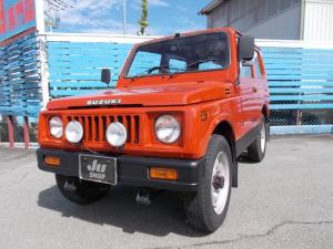 スズキ ジムニー VA 4WD 2サイクル フルトラ