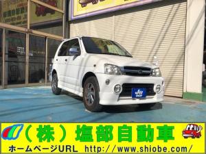 ダイハツ テリオスキッド カスタム スターエディション 4WD キーレス ETC