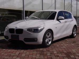 BMW 1シリーズ 116i スポーツ /HID/禁煙車/前後ドライブレコーダー/パワーシート/ETC/オートエアコン/オートワイパー/車検令和4年7月