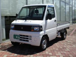 三菱 ミニキャブトラック Vタイプ ワンオーナー 禁煙車 5MT 4WD パワステアリング