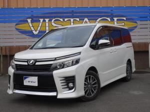 トヨタ ヴォクシー ZS SD純正ナビ 両側電動スライドドア 安全装備