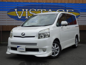 トヨタ ヴォクシー ZS HDDナビ フルセグ 両側電動スライド ロングラン保証