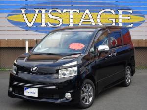 トヨタ ヴォクシー ZS 煌 ナビ ETC HIDヘッドライト スマートキー ロングラン保証