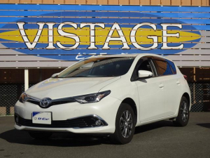 トヨタ オーリス 150X Sパッケージ ナビ ETC HIDヘッドライト スマートキー ロングラン保証