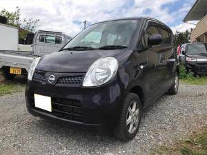 日産 モコ E FOUR 4WD シートヒーター付 ベンチシート