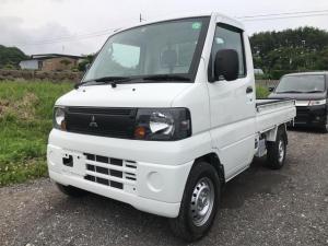 三菱 ミニキャブトラック Vタイプ 4WD 5速マニュアル 修復歴無 軽トラック