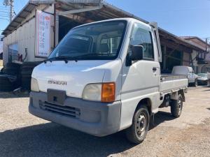 スバル サンバートラック JA 4WD 5速マニュアル 修復歴無