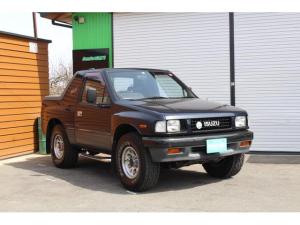 いすゞ ミュー ハードカバー 4WD 5速MT ワンオーナー車