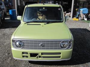 スズキ アルトラパン L 4WD シートヒーター