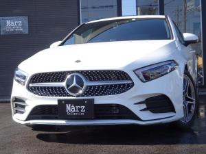 メルセデス・ベンツ Aクラス A200d AMGライン ワンオーナー 禁煙車 新車保証