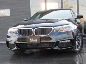 BMW 5シリーズ 523d Mスポーツ スライディングルーフ 新車保証