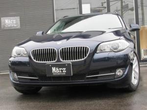 BMW 5シリーズ 528iツーリング ブラックレザーシート バックカメラ 禁煙