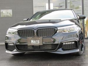 BMW 5シリーズ 523d Mスポーツ ブラックレザー ヘッドアップD  禁煙