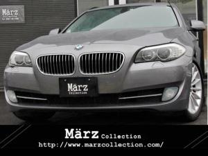 BMW 5シリーズ 523iツーリング ハイラインパッケージ パノラマガラスサンルーフ ブラックレザーシート シートヒーター 純正18インチアロイホイール リヤサイドサンシェード クルーズコントロール ディーラー車 ワンオーナー 禁煙車
