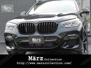 BMW X3 ミッドナイトエディション 限定130台 コニャックレザーシート ドライビングアシストプラス HUD 20インチブラックホイール エクステンドシャドーラインエクステリア ドラレコ ワンオーナー 禁煙車 新車保証
