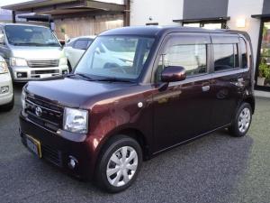トヨタ ピクシススペース X 4WD キーフリーシステム 禁煙車 CDデッキ