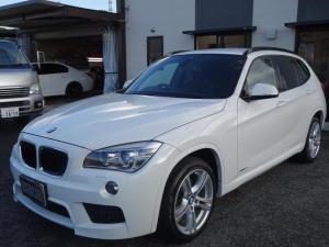 BMW X1 sDrive 18i スポーツ HDDナビ 禁煙車