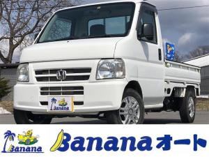 ホンダ アクティトラック アタック 4WD エアコン パワーステアリング 5速MT