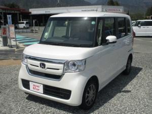ホンダ N-BOX G・EXホンダセンシング 試乗車 オーディオレス