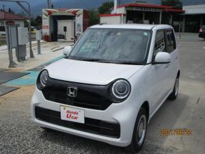 ホンダ N-ONE オリジナル 試乗車 付属品無 4WD LEDヘッドライト 走行1529キロ