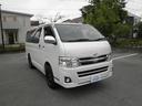トヨタ/ハイエースバン ロングスーパーGLプライムセレクション 4WD ディーゼル