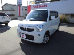 日産 モコ X FOUR 4WD  キーレス  シートヒーター  CD付