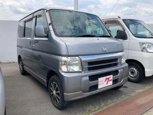ホンダ バモス L 4WD CDオーディオ タイミングベルト交換済 走行123991キロ