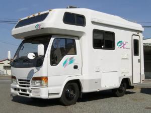 いすゞ エルフトラック  オックス・OX キャンピングカー