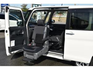 ダイハツ タント カスタムX SA 福祉車両 助手席リフト ウェルカムシート