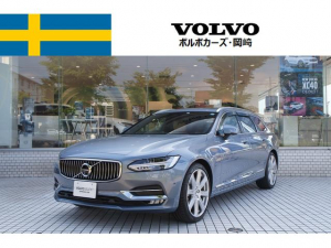 ボルボ ボルボ V90 T6 AWD Inscription