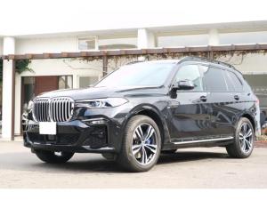 BMW X7 xDrive 35d Mスポーツ 正規ディ-ラ-車
