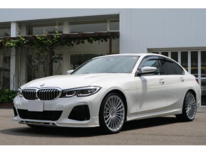 BMWアルピナ アルピナその他  BMWアルピナ D3S 正規ディ-ラ-車 OP約200万