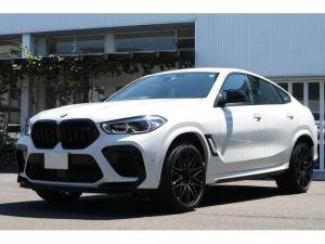 BMW X6 M コンペティション OP1,266,000 正規ディ-ラ-車