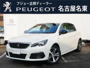 プジョー 308 GT LIne B.HDi 純正ナビ付 正規認定中古車