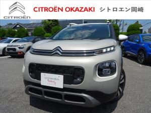 シトロエン C3 エアクロス シャイン 登録済未使用車 13Km CarPlay 新車保証継承