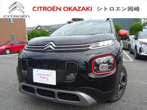 シトロエン C3 エアクロス フィール 登録済未使用車 9Km CarPlay 新車保証継承