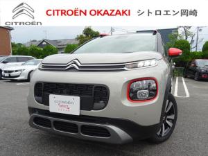 シトロエン C3 エアクロス キュイール 登録済未使用車 10Km CarPlay 新車保証継承