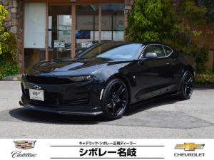 シボレー カマロ LTRS RK SPORT Black Edition 新車