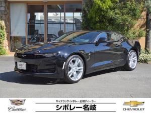 シボレーカマロ LT RS ディーラー車 新車未登録 レッドインテリア