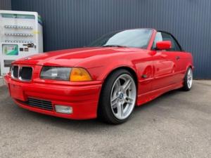 BMW 3シリーズ 325iカブリオーレ 5速マニュアル 左ハンドル
